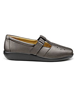 Hotter Sunset Wide Fit Casual Shoe
