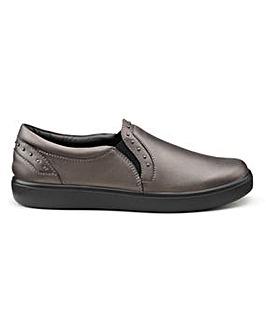 Hotter Wave Wide Fit Deck Shoe