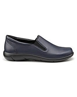 Hotter Glove Wide Fit Slip-On Shoe