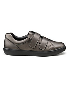 Hotter Skip Wide Fit Touch Close Shoe