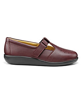 Hotter Sunset Standard Fit Casual Shoe