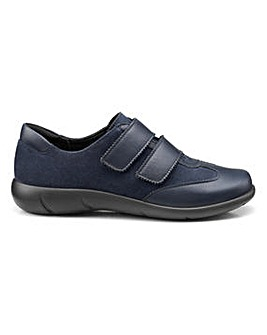 Hotter Willow Wide Fit Casual Shoe