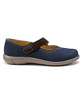 Hotter Wren Standard Fit Mary Jane Shoe