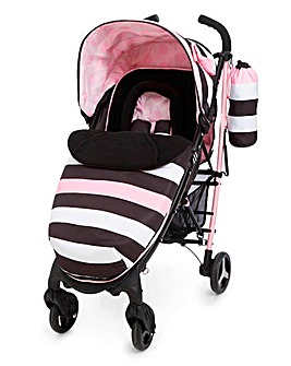 Cosatto Yo 2 Stroller - Go Lightly 3