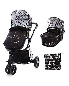 Cosatto Giggle 2 Pram & Pushchair