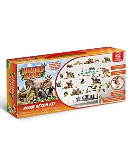 Jungle Safari Room Decor Kit