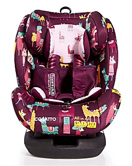 Cosatto All in All Car Seat Llamarama
