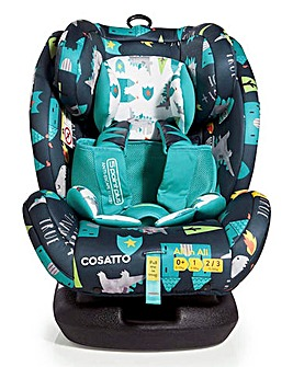 Cosatto All in All Car Seat Dragon