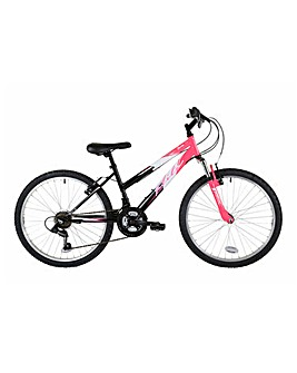 Flite Ravine Girls Mountain 24in Bike
