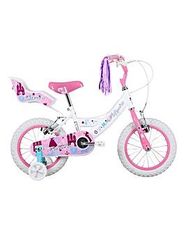 Sonic Princess 14 Inch Girls Bike