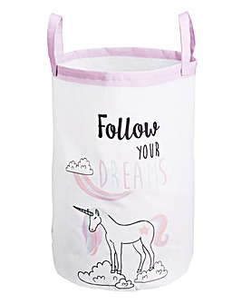 Unicorn Laundry Basket