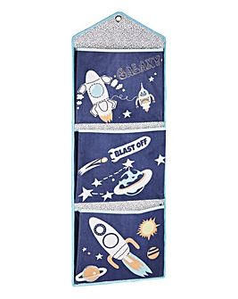 Blast Off Pocket Storage