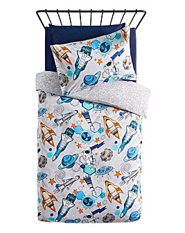 Blast Off Duvet Set