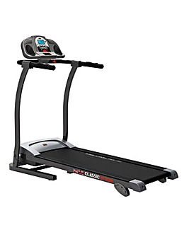 Body Sculpture Motorised Treadmill with Manual Incline