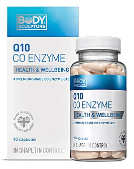 Body Sculpture Co Enzyme Q10