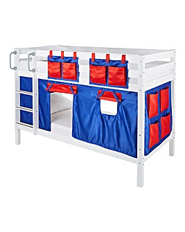 Otto Bunk Bed with tent