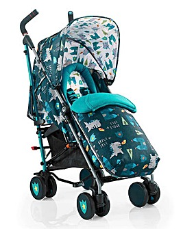 Supa 2018 Stroller - Dragon Kingdom