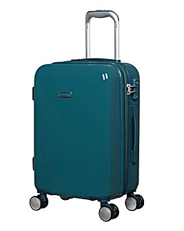 IT Luggage Metalik Sheen Cabin Suitcase