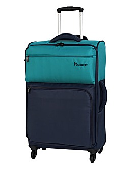 IT Luggage Duo-Tone Medium Suitcase