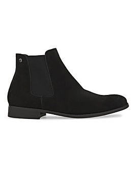 Jack and Jones Peter Waxed Suede Boot