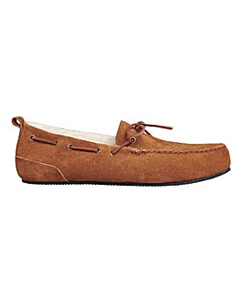 Superdry Moccasin Slipper