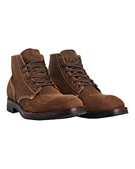 Superdry Suede Officer Boot