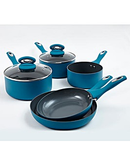 Cermalon Soft Touch 5 Piece Pan Set