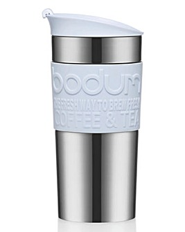 BODUM Pastel Stainless Steel Travel Mug