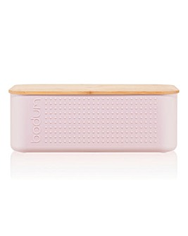 BODUM Pastel Bistro Bread Box Small