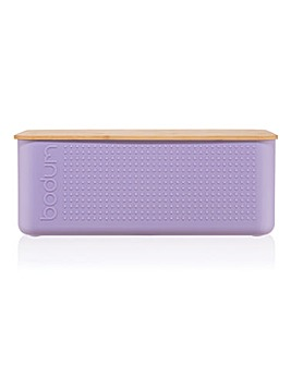 BODUM Pastel Bistro Bread Box Large