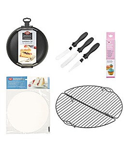 Tala Cake Baking Bundle