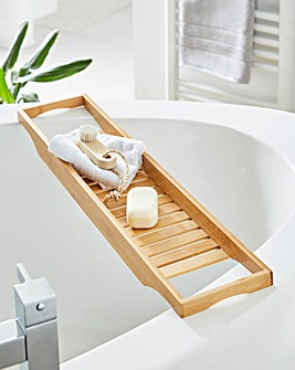 Wooden Bath Bridge