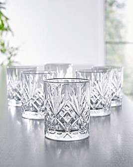 RCR Melodia Set of 6 Tumblers