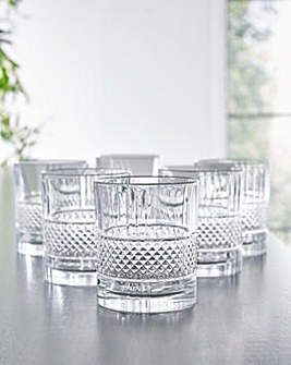 RCR Brillante Set of 6 Tumblers