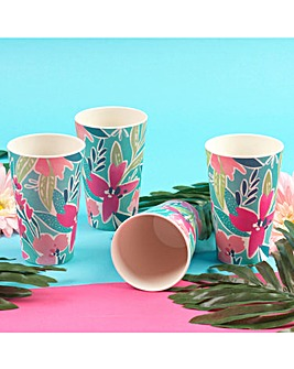 Evie Set of 4 Bamboo Cups