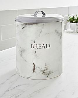 Marble Bread Bin
