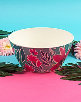 Evie Bamboo Salad Bowl