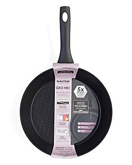 Salter Geohex 28cm Frying Pan
