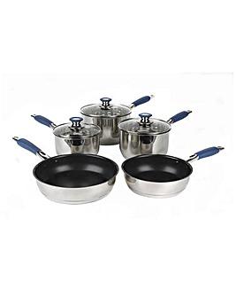 Russell Hobbs 5 Piece Opulence Pan Set