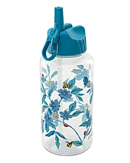 Cath Kidston Greenwich Flowers 1L Water Bottle