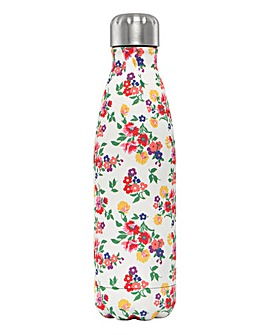 Cath Kidston Summer Floral Stainless Steel Water Bottle