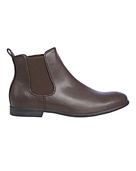 Jack & Jones Faux Leather Chelsea Boot