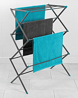 Beldray 3 Tier Expandable Clothes Airer