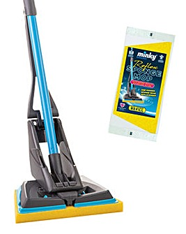 Reflex Sponge Mop and Refill