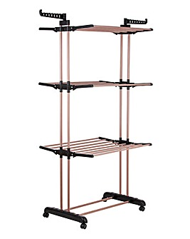 Tower Foldable 3 Tier Airer