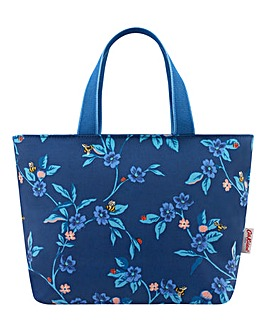 Cath Kidston Greenwich Flowers Lunch Tote Bag