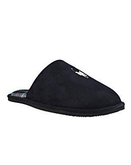 Polo Ralph Lauren Klarence Microsuede slipper