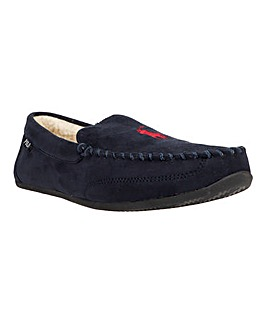 Polo Ralph Lauren Declan Microsuede Slippers