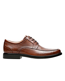 Clarks Un Aldric Park Wide Fitting