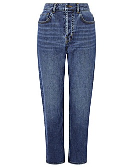 Monsoon MID WASH STRAIGHT JEAN